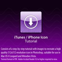 iTunes iPhone Icon by RUGRLN
