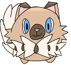 Rockruff close up! by draxzi