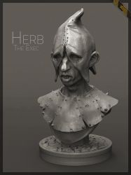 Herb The Exec by Nero-tbs