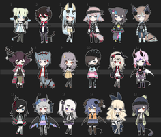 [POINT] Adopts Set 5 CLOSED by ZombiMe