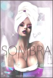 Sombra after shower by yarahaddad