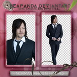 Pack Png 035 // Norman Reedus by BEAPANDA