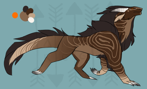 OFFER TO ADOPT (Closed) by ANTEROGA