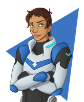 Lance by BlackThunder-chan