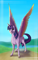 Twilight Sparkle by HengeBellika