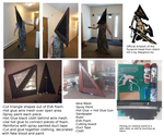 Pyramid Head Costume Details by TheAveryChu