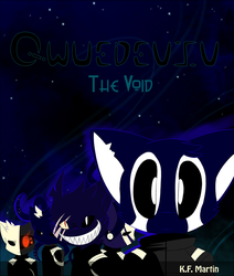 Qwuedeviv The Void Cover by Void-Shark
