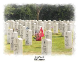Fort Sam Houston National Cemetery 1 by kwhammes
