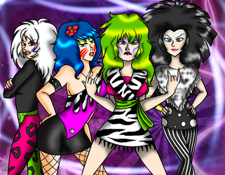 We're the Misfits by NickyVendetta