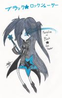Black Rock Marceline by Hinataiscute45