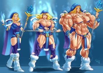 Crystal Maiden FMG by Pegius