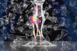 Bloom Glassix - couture by PandBTV