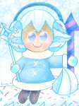 Sugary snow [Cookie Run] by the01angel
