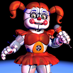 (Filler) Just Circus baby by The-Smileyy