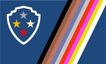 Updated WB Nation flag by SomeGuyWithASega by AGiLE-EaGLE1994
