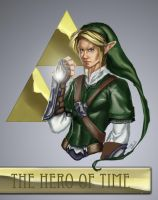 The Hero of Time by Phil-Sanchez