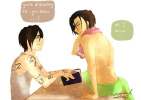 Request: Malec by Nippaaah