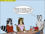 Bengal Tales - Dungeons and Dragons by Tigershark620