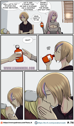 Lean on Me BL Page 74 by Yuna-Bishie-Lover