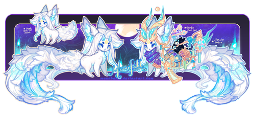 [AUCTION] Moonfall - CLOSED - by manaberry