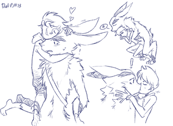 otp doodles by Dali-Puff