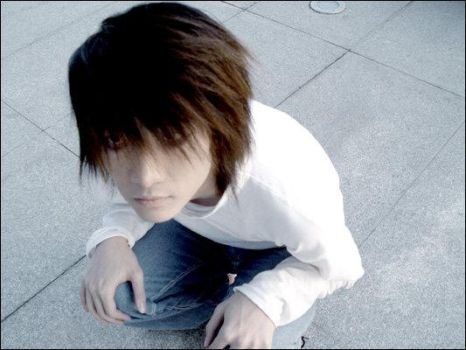 Death Note Cosplay by dontcallmenymphadora