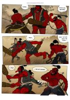 Ronin Blood 08 by EMPAYAcomics