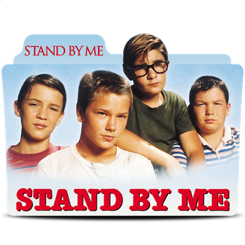 Stand by Me Folder Icon by bedobaho