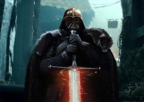 Darth Vader the Sith Lord by FredrikEriksson1