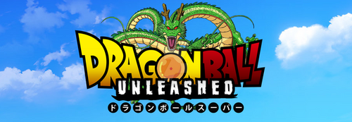 DRAGON BALL Unleashed (My Logo) by Anorkius-TheNERX