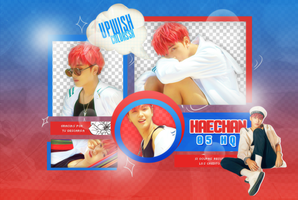 HAECHAN PNG PACK #2/ NCT DREAM/We Young by Upwishcolorssx
