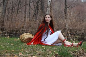 Little Red Riding Hood 2 by Anariel-Stock