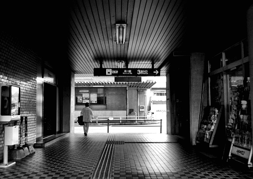 Subway by rikachu426