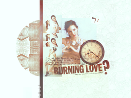 Collage - Burning Love by AmourParisienne