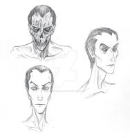 Faces of Erik - My take on Englund's Phantom- by LadyoftheGeneral
