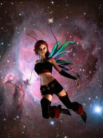 Cosmic Guide - Fantasy - Final by gscbw