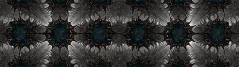 stereoscopic fractal by bezo97