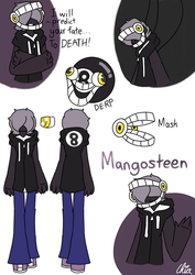 [Casino Gang]-Mangosteen by HerrenLovesFNAF