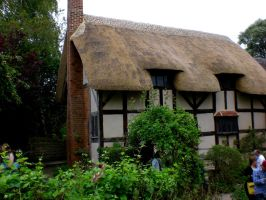Hathaway Cottage2 by Spedding-Stock