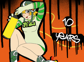 Gum Jet Grind Radio 10 years by Suruh