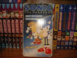 Sonic the Hedgehog the Movie by ToonstarTV