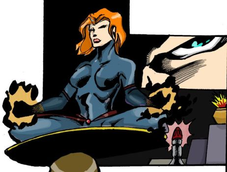 Freebooters #1 Panel by lexyverse