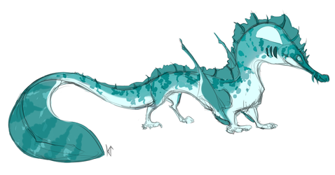 Pisces Dragon Revamp by Susiron