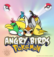 Angry Birds Pokemon