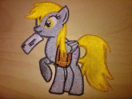 Derpy Hooves Patch Version 2 by EthePony