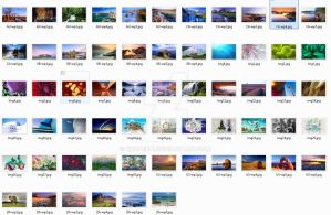 Windows 7 7127 Wallpapers Pack by Kruper11