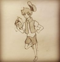 DIPPER  by Ailizerbee08