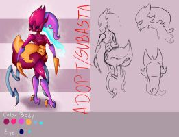 Adopt/Auction Point Candy Spider CLOSE by Store-Of-Pandora