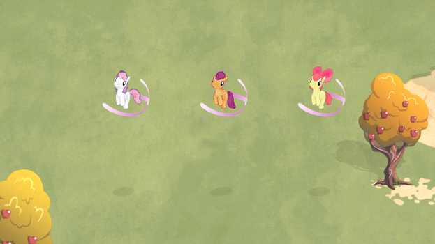 'The CM Crusade' Event Progress: Cutie Marks Get! by CMC--Scootaloo