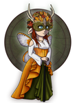 Fairy Godmother by Halorith
